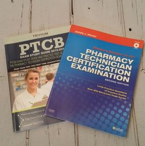 Pharmacy Tech Exam Study Guides